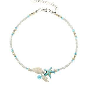 New Starfish Ankle Bracelet!